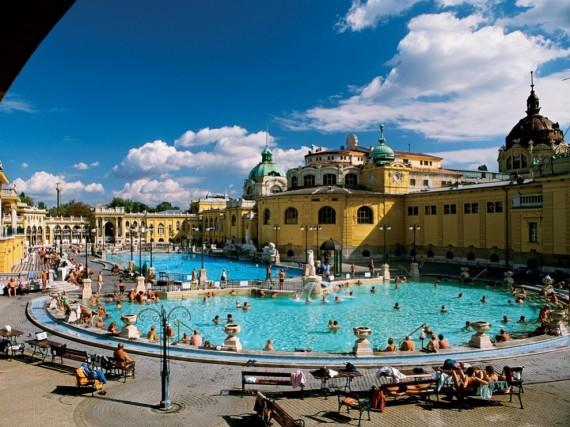 Ottava: Budapest, capitale dell'Ungheria