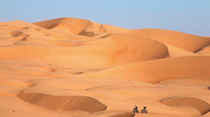 Foto Pedalando verso Abu Dhabi