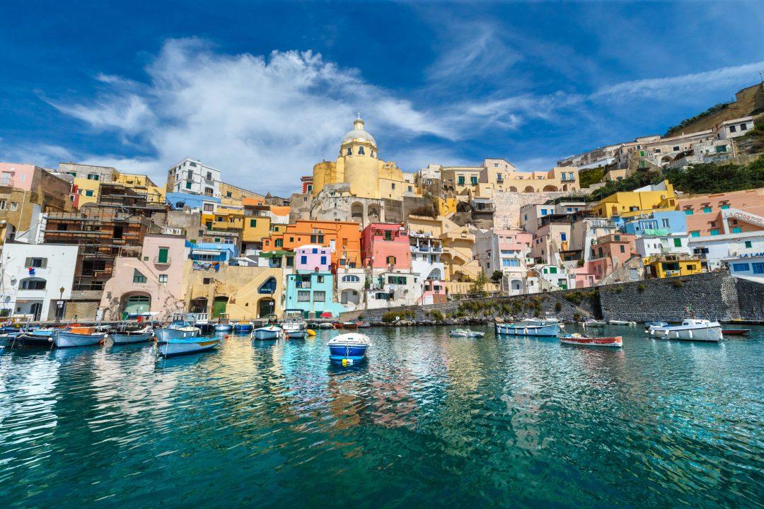 Procida capitale italiana della cultura dove si trova cosa vedere quando andare