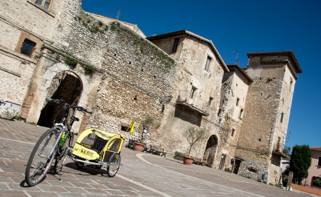 Weekend outdoor in Umbria