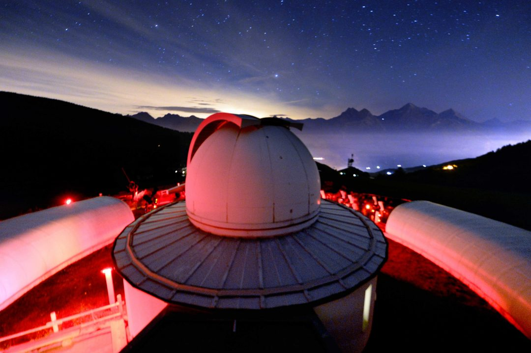 Dove Academy: in Valle d'Aosta, la magia delle Alpi