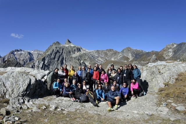 Il gruppo di Dove Academy in Valle d'Aosta. Un'esperienza vissuta insieme ai nostri lettori, diventata reportage collettivo. Emozioni, visite a luoghi esclusivi, incontri. Che si ripeteranno alla prossima Dove Academy.