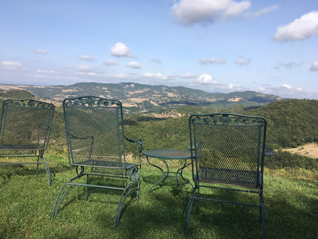 Weekend outdoor in Umbria