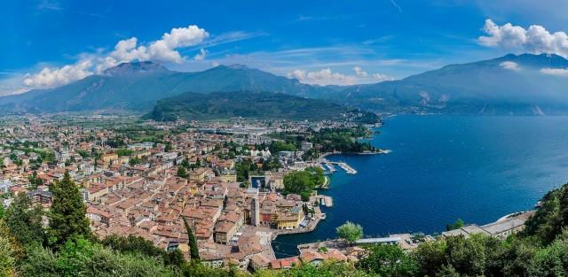 Il gusto del lago di Garda trentino