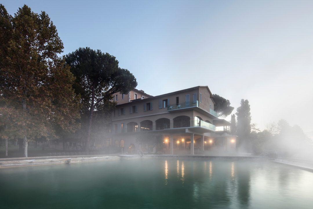 In Val d'Orcia, terra magica tra arte e natura