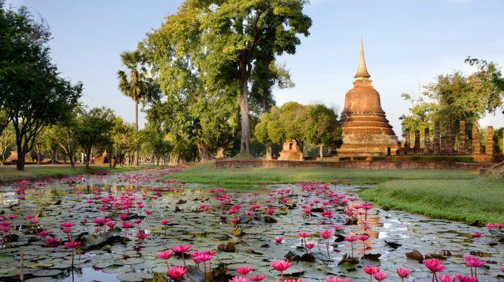 Foto Thailandia del nord: da Sukhothai al Mekong