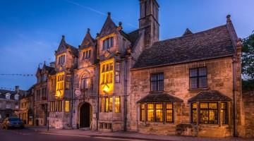 Talbot Hotel  – Oundle Regno Unito 1