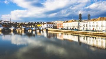 Tavira, Algarve.