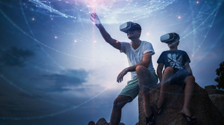 Foto Il viaggio del futuro (prossimo) anche sulla luna