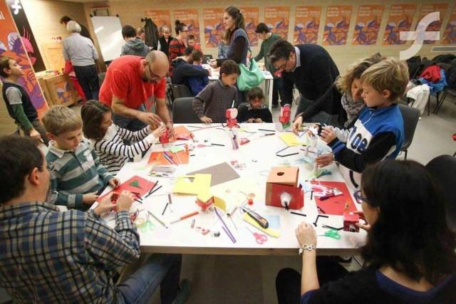I laboratori creativi e didattici per bambini, sono sempre aperti al Museo dell'Immaginario Scientifico di Trieste.