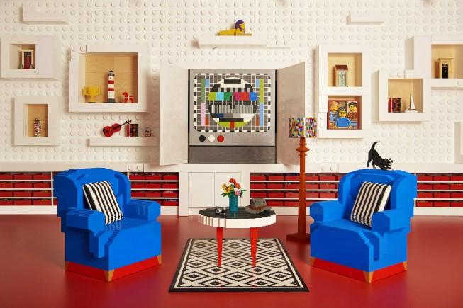 Airbnb/Lego