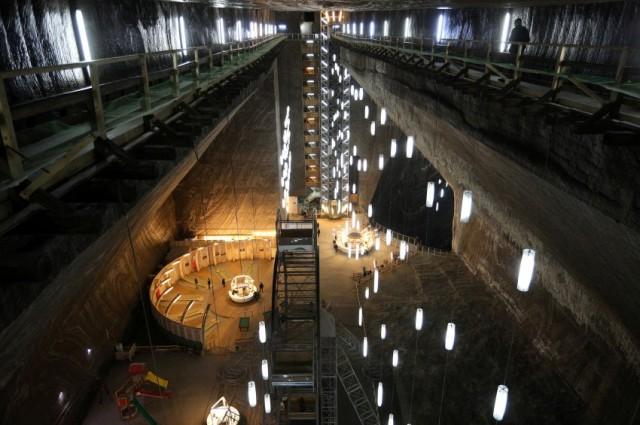 La ristrutturazione e la ricostruzione della miniera sono costate diversi milioni di euro