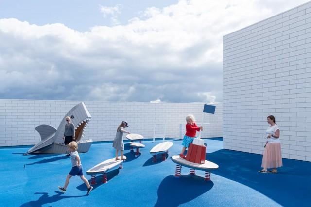 Pensata per i più piccoli, con la capacità di affascinare anche i più grandi, la Lego House si sviluppa suuna superficie di 12.000 metri quadrati.È divisa in quattro specifiche zone di gioco