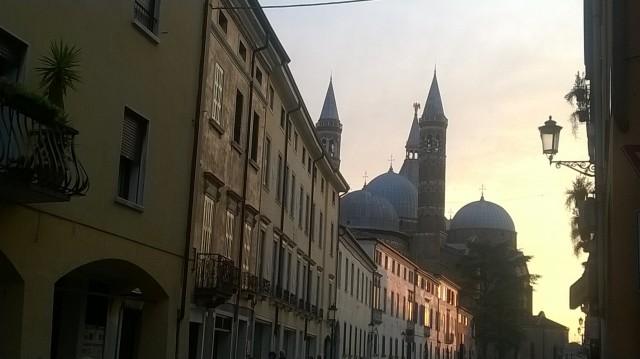 La Basilica del Santo.