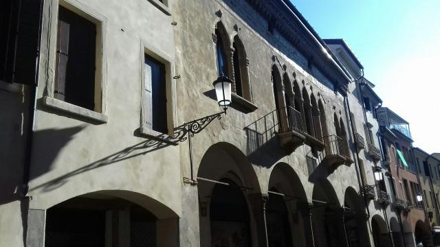 Palazzo Casale, la prima casa di Galileo.