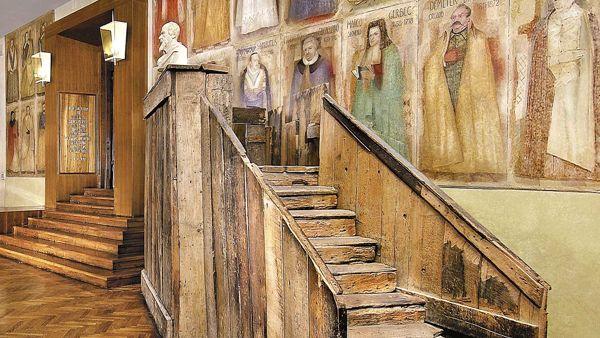 La cattedra di Galileo.
