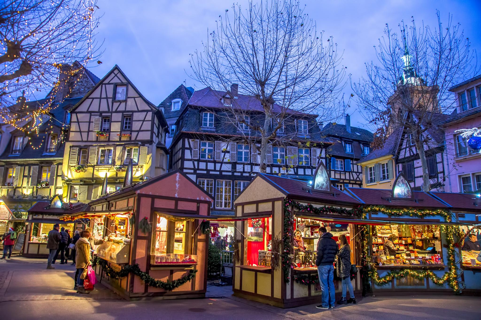 Colmar, Strasburgo, Riquewhir: i mercatini di Natale in Alsazia
