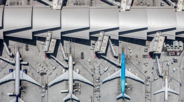 LAX Tom Bradley Terminal-1