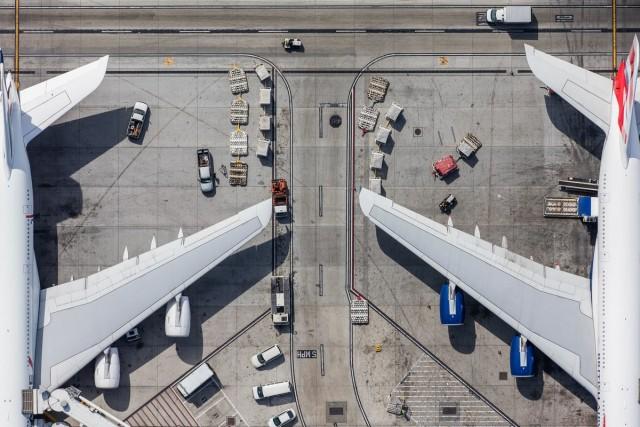 Tom Bradley Terminal a Los Angeles