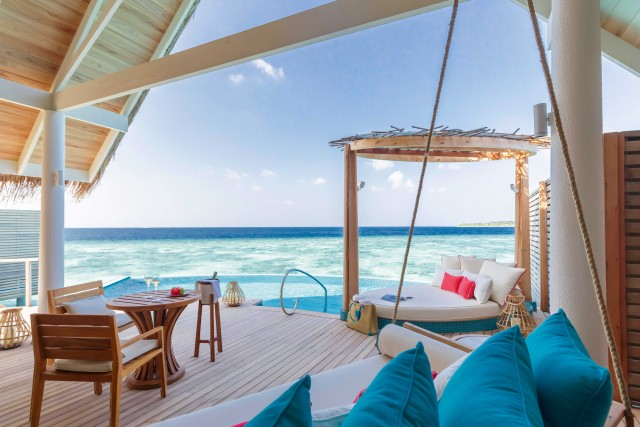 Eco resort alle Maldive: nuove visioni