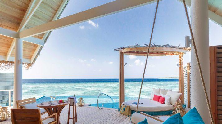 Foto Eco resort alle Maldive: nuove visioni