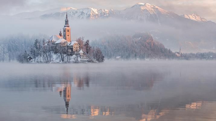 Foto Le località regine d'inverno su Instagram