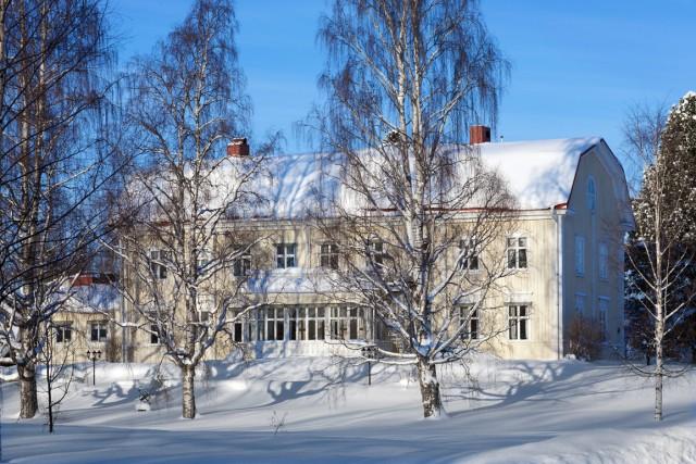 L'hotel Stiftsgården, a Skellefteå, in Svezia: un luogo magico dove dormire