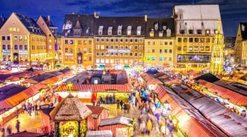 Nuremberg Christmas Market – Christkindlesmarkt Nürnberg