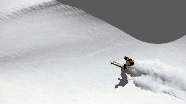 Foto In Basilicata, divertimento sulla neve