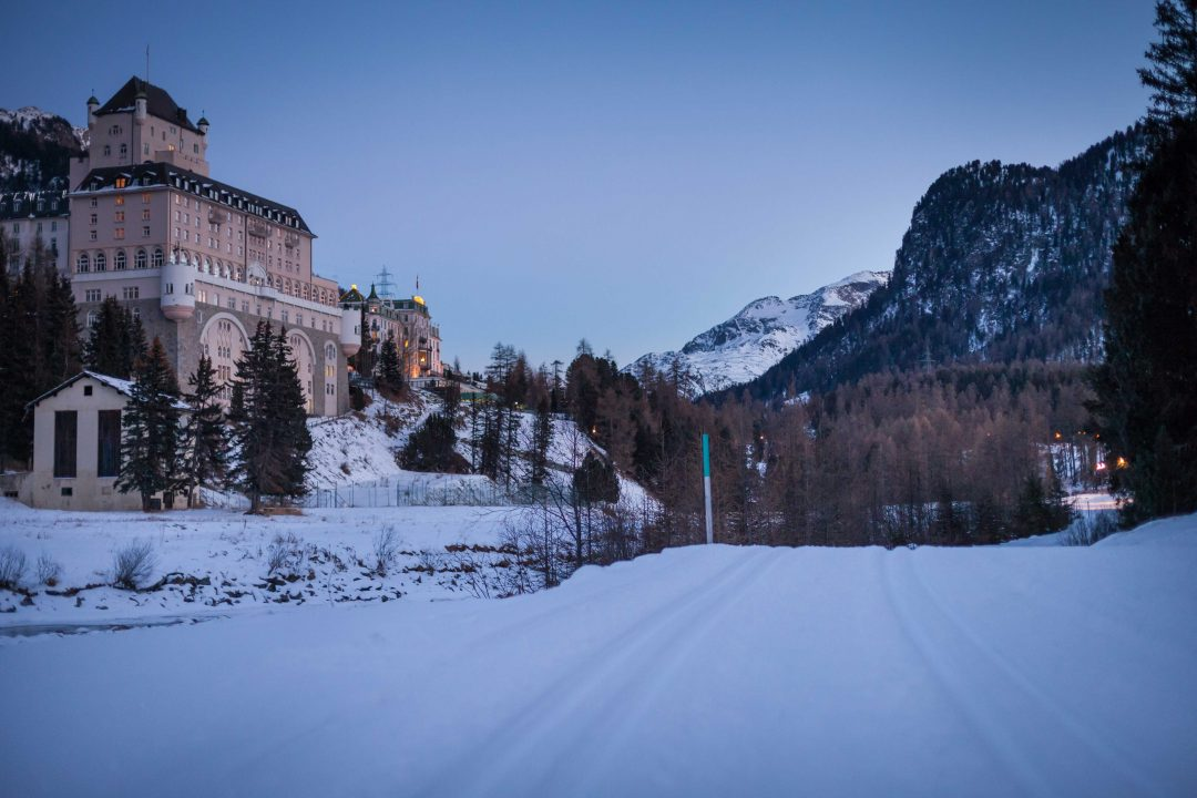 Svizzera: sulla neve a Pontresina