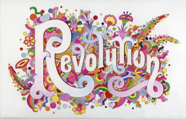 La mostraRevolution. Musica e ribelli 1966-1970, dai Beatles a Woodstock è alla Fabbrica del Vapore di Milano fino al 4 aprile.