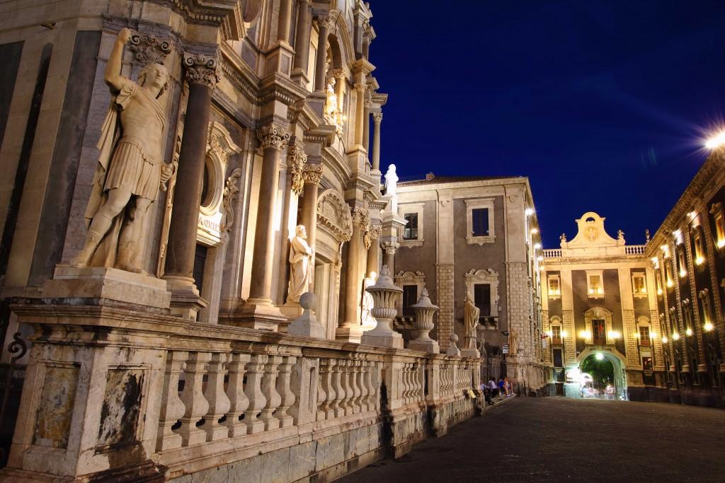Weekend gourmet a Catania e Siracusa