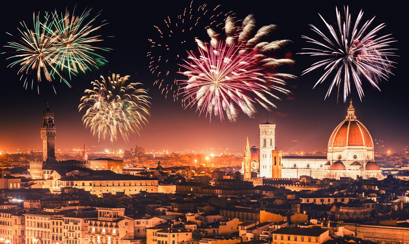 Capodanno 2018 in italia le idee e i concertoni per for Idee per capodanno italia