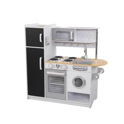 Il regalo perfetto per aspiranti chef: la cucina di legno perdivertirsi a preparare tante prelibatezze