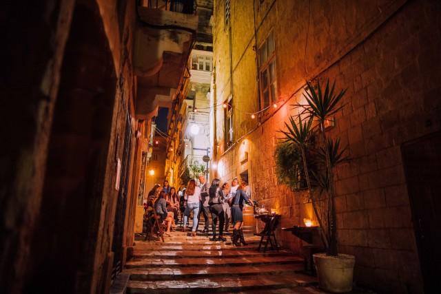 Malta: tra le strade della Valletta