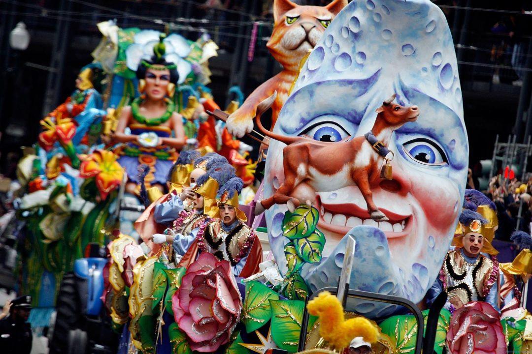 Tra i carnevali più belli d'Italia c'è il carnevale di Ronciglione, in Lazio
