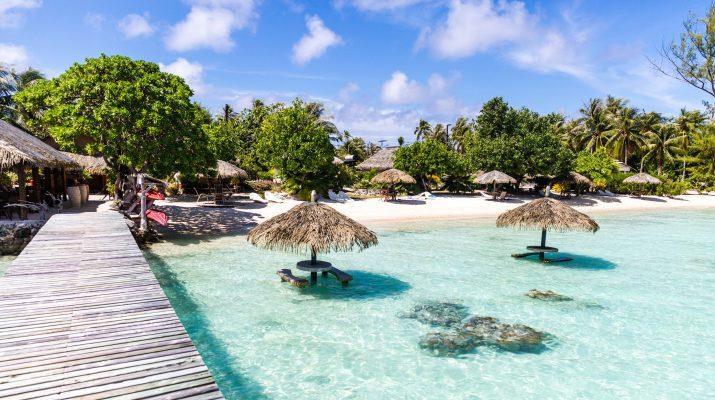 Foto Polinesia bella e possibile