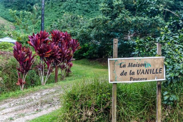 La Maison de la Vanille, a Pourtour, località di Taha'a, è ideale peracquistare baccelli di vaniglia direttamente dal produttore e imparare i segreti della sua coltivazione.