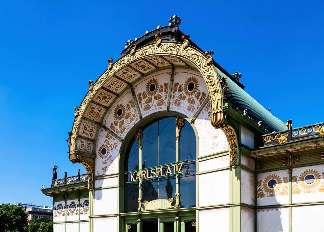 La Vienna del Modernismo