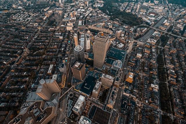 Le città più ammirate: la top 20