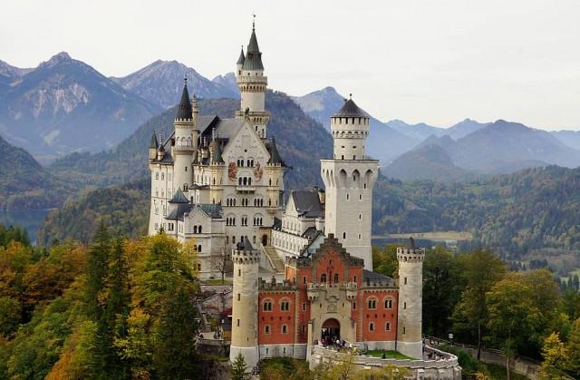 Romantische Strasse: viaggio tra borghi e castelli
