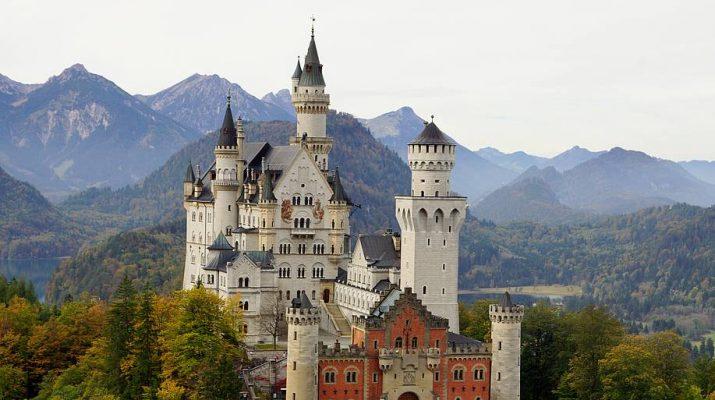 Foto Romantische Strasse: il fascino inatteso di borghi e castelli della Germania