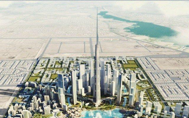Foto A Gedda il grattacielo più alto del mondo