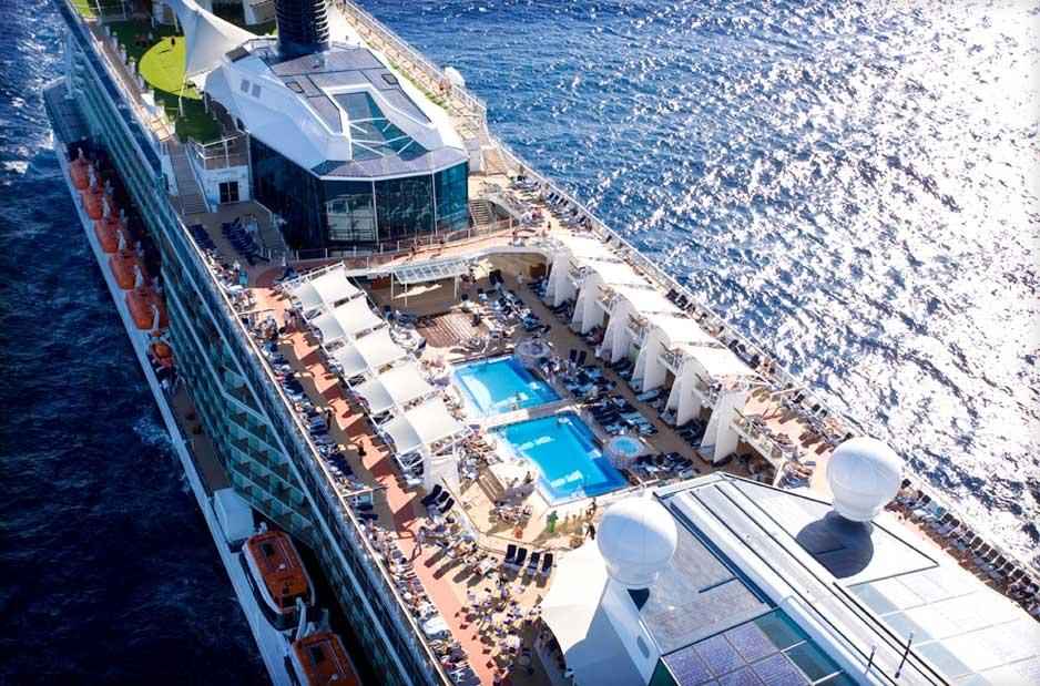 Le navi da crociera più belle: la top 10