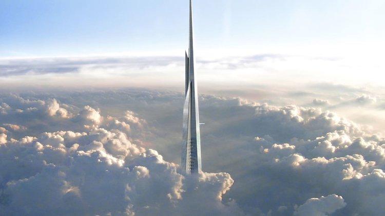 A Gedda il grattacielo più alto del mondo
