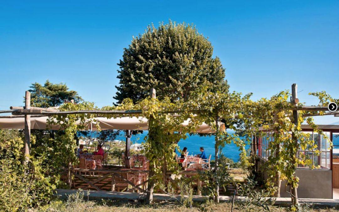 TOP10 ITALIA - CAPRI WINE HOTEL (CAPRI)