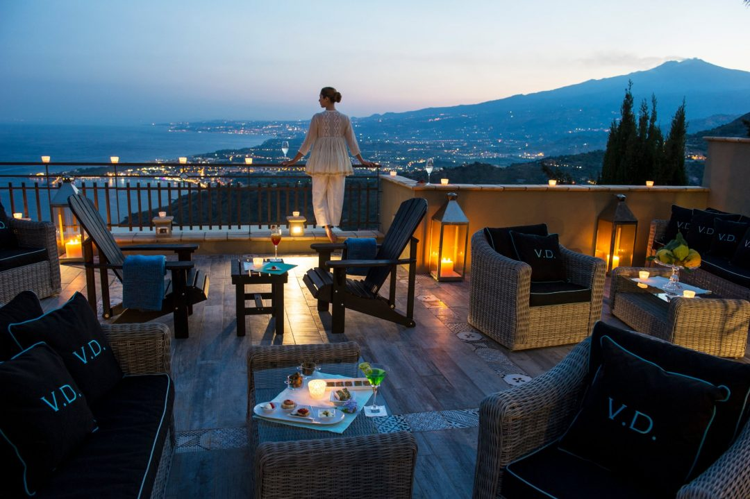 TOP10 ITALIA - HOTEL VILLA DUCALE (TAORMINA)