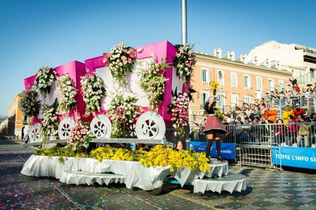 Weekend d'inverno a Nizza per il Carnevale
