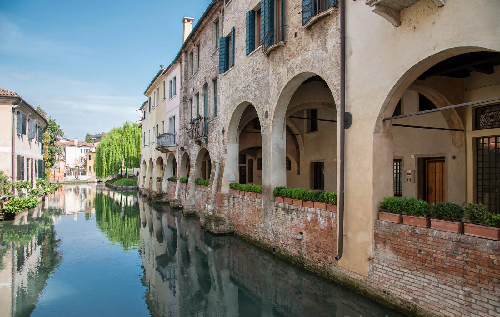 Treviso in bicicletta tra mostre, canali e trattorie - Dove Viaggi
