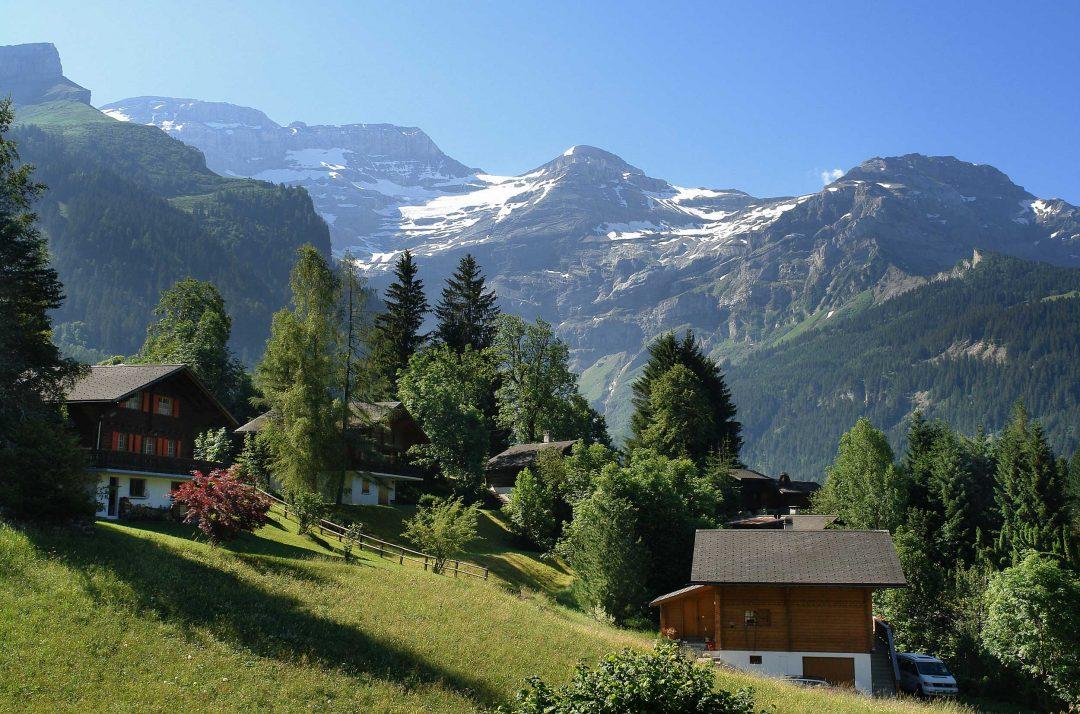 Cantone di Vaud: itinerario da Losanna a Montreux